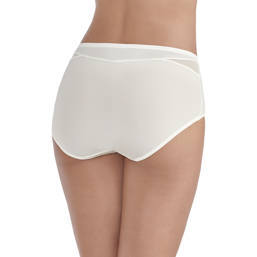 Breathable Luxe Brief Panty COCONUT WHITE