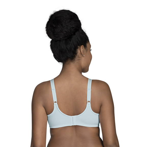 Beauty Back® Minimizer Full Figure Underwire Bra Clear Water
