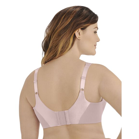 Illumination Zoned In Support Full Figure Underwire Bra Sheer Quartz