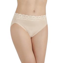 Flattering Lace Hi-Cut Panty