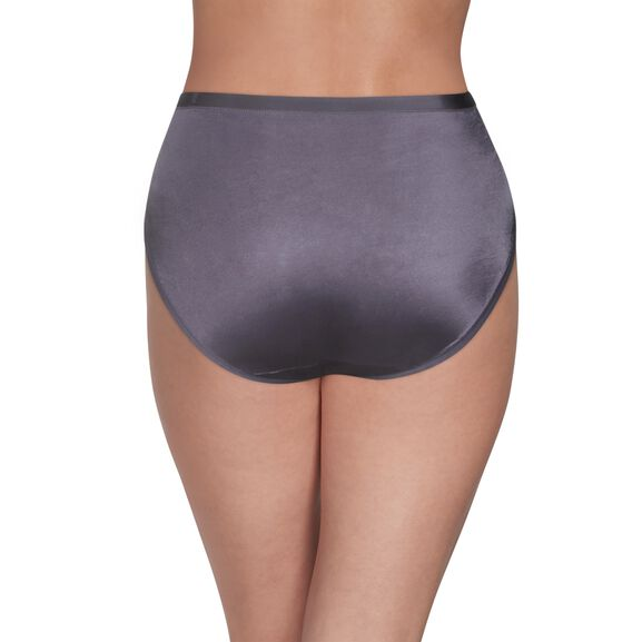 Body Caress Hi-Cut Panty Steele Violet