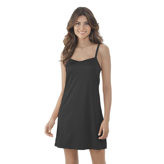 Everyday Layers Spin Slip Midnight Black