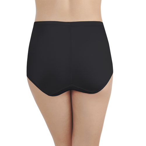 Smoothing Comfort Brief Midnight Black