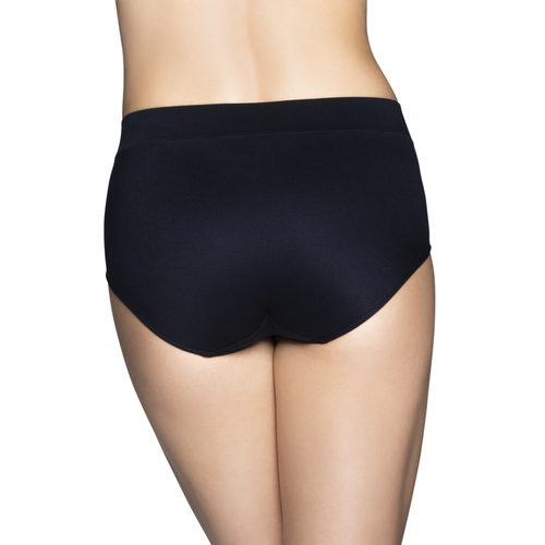 Beyond Comfort Brief Panty Midnight Black
