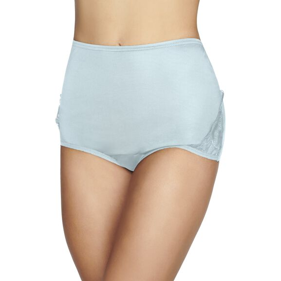 Perfectly YoursLace Nouveau Full Brief Panty Clear Water