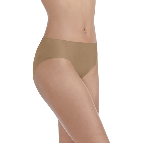 Nearly Invisible™ Bikini Panty TOTALLY TAN